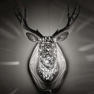 sculpture-deer-1