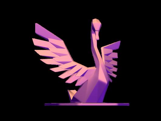vectary-swan